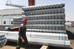 Mỹ: Trung Quốc và Ấn Độ bán phá giá ống thép hàn