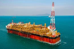 Khánh thành tổ hợp khoan dầu có hệ thống dẫn khí dài nhất thế giới