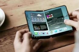 Samsung sẽ bán mẫu smartphone màn hình gập vào tháng 3/2019