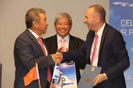 Vietnam Airlines và El Al Israel Airlines hợp tác liên danh