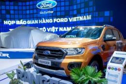 Doanh số bán xe của Ford Việt Nam tăng 12%