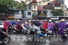 Dự báo thời tiết ngày mai 17/10: Hà Nội có mưa, nhiệt độ thấp nhất 22 độ C