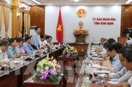 """Cuối năm 2018, Bình Định sẽ khắc phục xong """"thẻ vàng"""" IUU"""