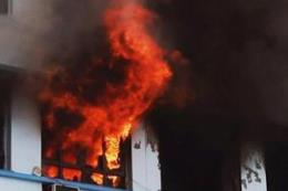 Đã có người thiệt mạng trong vụ cháy lớn ở Mumbai, Ấn Độ