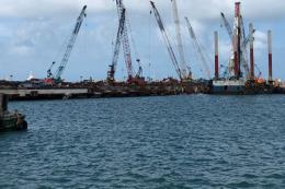 Thông tin chính thức về việc nhận chìm 15 triệu m3 vật chất xuống biển