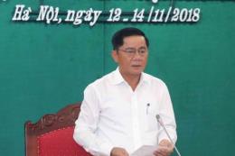 Thông báo về Kỳ họp 31 của Ủy ban Kiểm tra Trung ương