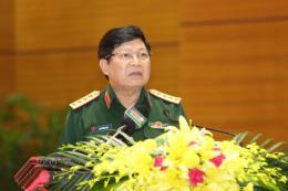 Bổ nhiệm cán bộ cấp cao trong Quân đội