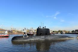 Phát hiện manh mối mới về tàu ngầm Argentina bị mất tích