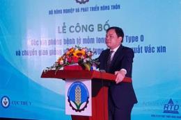 Việt Nam sản xuất thành công vắc xin lở mồm long móng