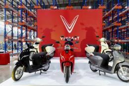 VinFast đồng loạt ra mắt 3 mẫu ô tô và xe máy điện tại Hà Nội