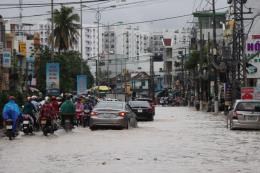 Nha Trang: 20 người thương vong, mất tích do áp thấp nhiệt đới