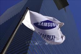 Vốn hóa thị trường của Samsung giảm 12%