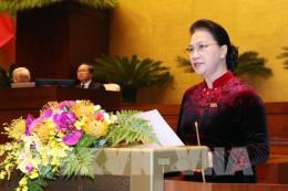 Toàn văn Bài phát biểu bế mạc Kỳ họp thứ 6, Quốc hội khóa XIV