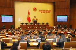 Họp báo công bố kết quả Kỳ họp thứ 6, Quốc hội khóa XIV