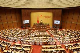 Kỳ họp thứ 6, Quốc hội khóa XIV- Dấu ấn nhiệm kỳ