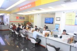 SHB tăng lãi suất huy động lên tới 7,8%/năm