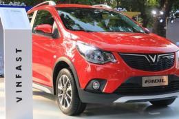 Xe ô tô VinFast chào thị trường với giá ưu đãi từ 336 triệu đồng
