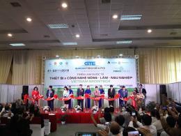 Khai mạc VIETNAM GROWTECH 2018