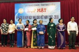 Hành trình tri ân Ngày nhà giáo Việt Nam đến 11 tỉnh, thành