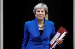 """Thủ tướng Anh gặp Chủ tịch EC trước khi """"ly hôn"""""""