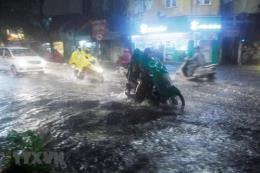 Dự báo thời tiết hôm nay 24/11: Tp Hồ Chí Minh sẽ có mưa rất to