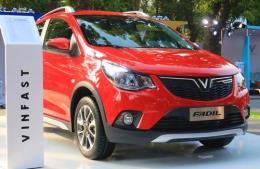 Chi tiết thông số kỹ thuật xe cỡ nhỏ VinFast Fadil