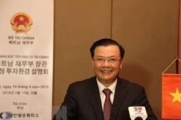 Việt Nam và Trung Quốc hợp tác về lĩnh vực tài chính