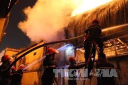 Liên tiếp xảy ra cháy tại Quảng Ninh, đã có người tử vong