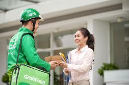 Dịch vụ giao nhận thức ăn GrabFood vươn đến thị trường Tp. Đà Nẵng