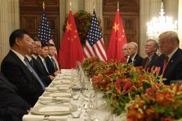 Mỹ thể hiện quan điểm cứng rắn trong đàm phán với Trung Quốc