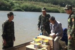 Bắt giữ gần 400 kg pháo lậu tại Quảng Trị
