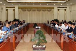 Tp. Hồ Chí Minh và Hoa Kỳ hợp tác xây dựng giao thông thông minh