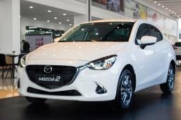 Vượt mốc 120.000 xe, Thaco ưu đãi 30 triệu cho khách mua Mazda