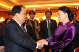 Chủ tịch Quốc hội kết thúc tốt đẹp chuyến thăm chính thức Đại Hàn Dân Quốc