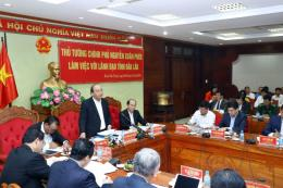 Thủ tướng: Không để sa mạc hóa vùng đất chiến lược Đắk Lắk