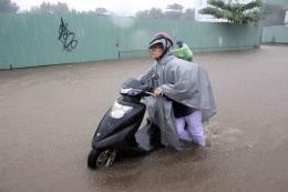 Mưa to đến rất to, cảnh báo lũ quét, sạt lở đất tại Đà Nẵng