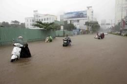 Các tỉnh từ Quảng Bình đến Phú Yên chủ động phòng tránh thiệt hại do mưa lũ