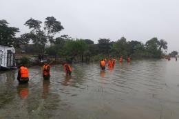 Quảng Trị: Đã tìm thấy thi thể nạn nhân bị nước cuốn trôi