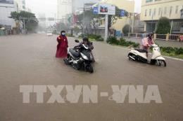 Mưa lớn, Đà Nẵng cho gần 2.000 học sinh nghỉ học trong ngày 10/12