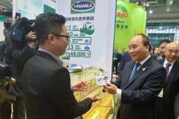 Sữa Vinamilk được người tiêu dùng Trung Quốc ưa chuộng