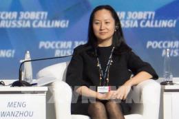 Tòa án Canada chưa quyết định về việc CFO của Huawei được tại ngoại