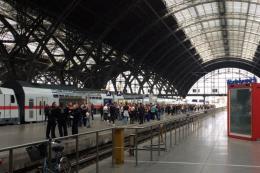 Đường sắt Đức tiếp tục đình trệ do đình công