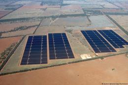 Nhà máy điện lớn nhất thế giới được xây dựng ở Ai Cập