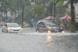 Dự báo thời tiết 3 ngày tới: Từ Quảng Trị đến Phú Yên có mưa to đến rất to