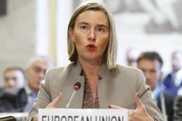 EU muốn sớm áp dụng cơ chế thương mại không dùng đồng USD với Iran