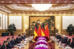 Trung Quốc muốn hợp tác bình đẳng với Đức