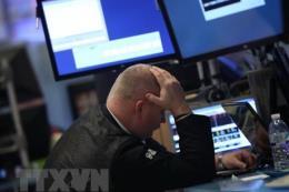 """Chứng khoán toàn cầu """"ảm đạm"""" vì căng thẳng thương mại Trung - Mỹ"""