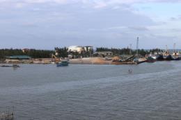 Tăng năng lực cho cảng biển Cửa Việt