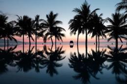 """Tiệc cuối năm độc đáo tại """"Khu nghỉ dưỡng biển sang trọng nhất thế giới dành cho gia đình"""""""