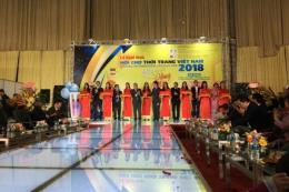 Khai mạc Hội chợ Thời trang Việt Nam VIFF 2018
